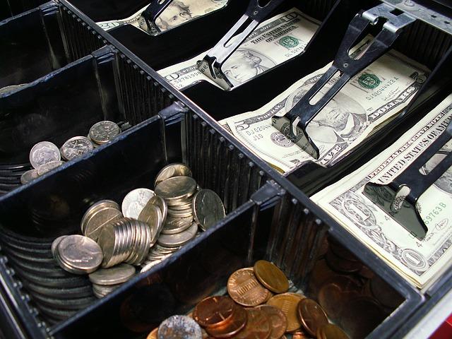Príjem v hotovosti po novom