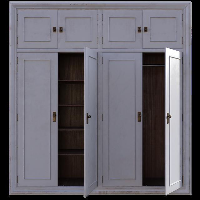 Aká vstavaná skriňa sa hodí do vášho bytu či domu?